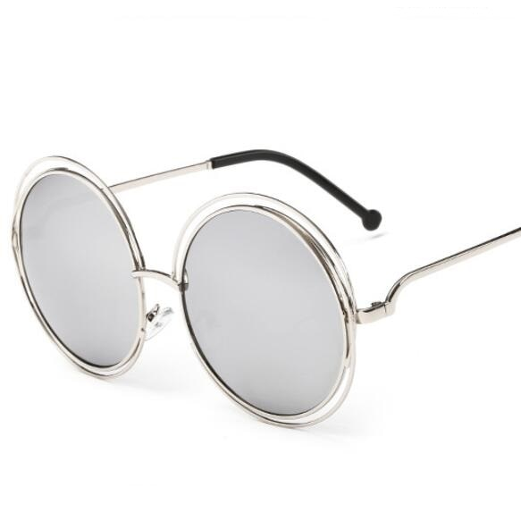 Luxury Vintage  Cool Retro UV400 Sunglasses