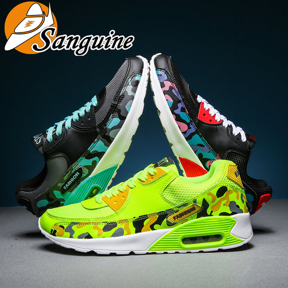 Breathable Sports Lightweight Cushion Running Shoes