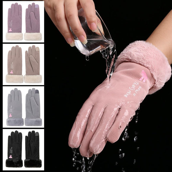 New Arrival Winter Gloves Women Touch Screen Waterproof