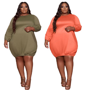 New Style Plus Size Dresses