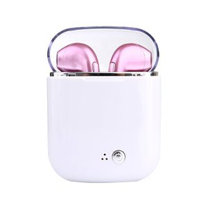 New Twins Bluetooth Earphone Stereo Headphones Sport Headset-Sunshine's Boutique & Gifts