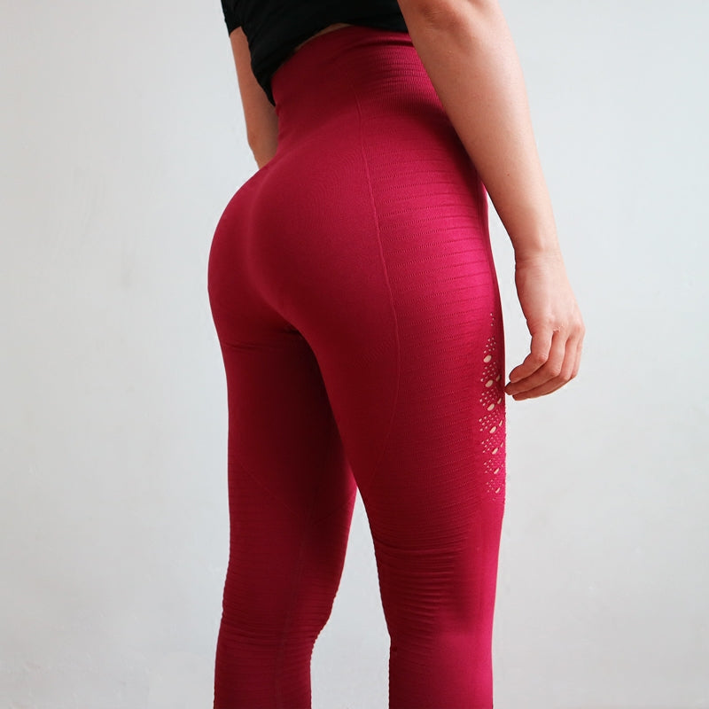Super Stretchy Gym Tights Tummy Control Yoga Pants-Sunshine's Boutique & Gifts
