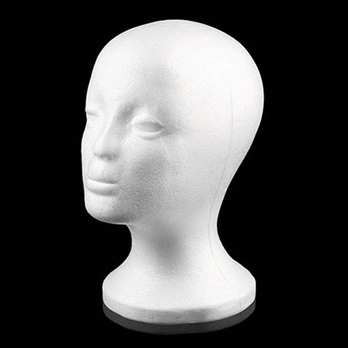 Practical Foam Female Mannequin Head-Sunshine's Boutique & Gifts