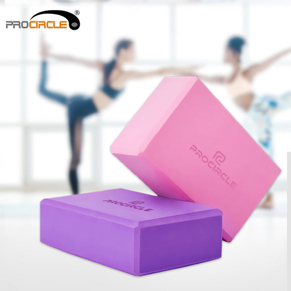 ProCircle High Density Yoga Block-Sunshine's Boutique & Gifts