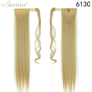 "26"" Long Drawstring Ponytail Straight-Sunshine's Boutique & Gifts"