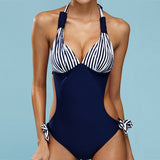 Women Push Up One Piece Bathing Suit-Sunshine's Boutique & Gifts