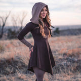 Fashion Hooded Long Sleeve Tops
