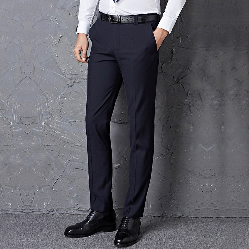 Men Casual Long Trousers-Sunshine's Boutique & Gifts