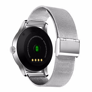 Smarcent K88H Smart Watch Bluetooth Heart Rate Monitor Pedometer Phone For Android & IOS-Sunshine's Boutique & Gifts