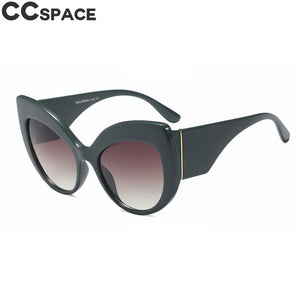 Big Cat Eye Sunglasses