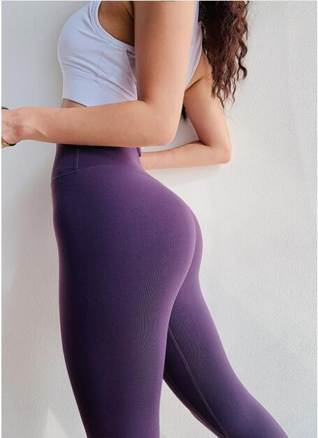 Booty Scrunch Tummy Control Yoga Pants-Sunshine's Boutique & Gifts