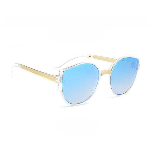 Kids Vintage Cat Eye Sunglasses