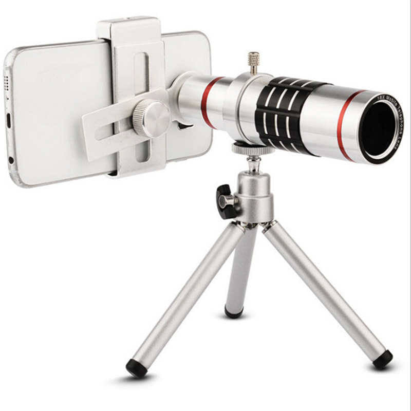 TURATA Universal Clip On 18X Lens for Mobile Phone-Sunshine's Boutique & Gifts