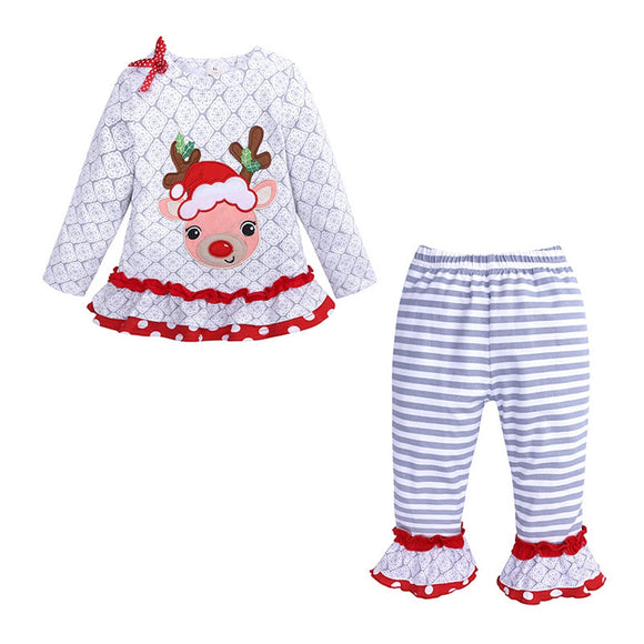Christmas Deer Princess Outfits