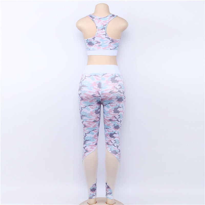 Yoga set Sport Suit-Sunshine's Boutique & Gifts