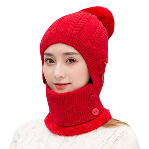 Multifunction Winter Warm Hat
