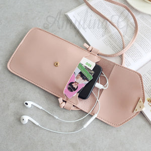 Universal Leather Cell Phone Bag