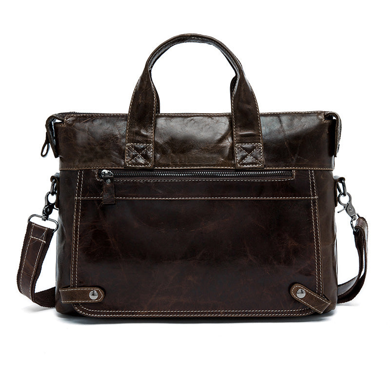WESTAL Messenger Bag genuine leather-Sunshine's Boutique & Gifts