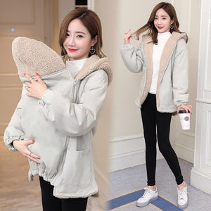 Maternity Coats Fashion Baby Carrier Kangaroo-Sunshine's Boutique & Gifts