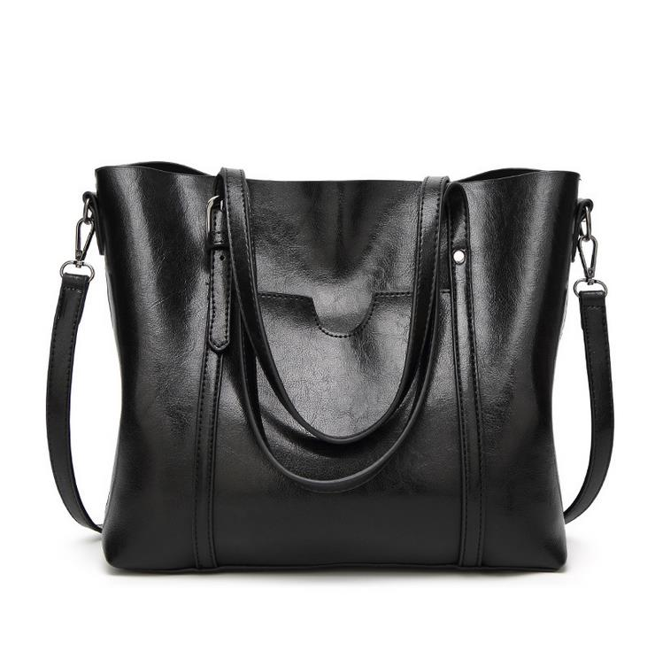 Oil wax Women's Leather Handbags-Sunshine's Boutique & Gifts