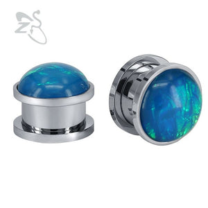 Stainless Steel Ear Plug 6-18mm-Sunshine's Boutique & Gifts