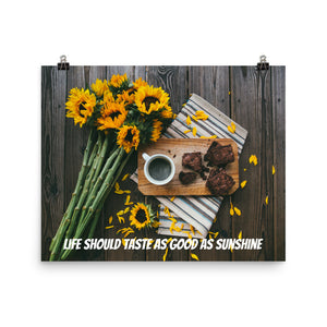 Photo paper poster-Sunshine's Boutique & Gifts