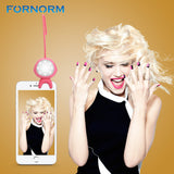 FORNORM Dual Color 16-LED Smartphone Selfie Light-Sunshine's Boutique & Gifts