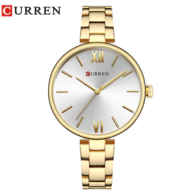 CURREN Top luxury brand Quartz Watch-Sunshine's Boutique & Gifts