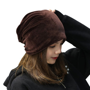Stylish Ladies Velvet Hat-Sunshine's Boutique & Gifts