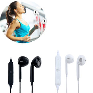 wireless microphone Sweatproof Workout Earbuds-Sunshine's Boutique & Gifts