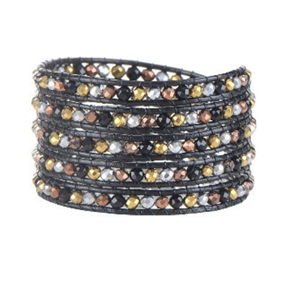 Hermes Wrap Bead Bracelet-Sunshine's Boutique & Gifts