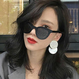 Retro Brand Designer Cat eye Sunglasses-Sunshine's Boutique & Gifts