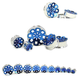 Stainless steel ears plug 8mm to 30mm-Sunshine's Boutique & Gifts