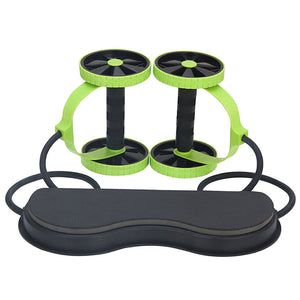 Abdominal Roller Yoga Resistance Pull Rope-Ab Rollers-Sunshine's Boutique & Gifts