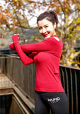 Compression Long Sleeve Dry Quick Fitness Tops