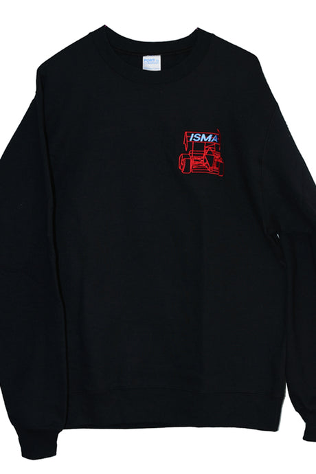 ISMA Embroidered Sweatshirt