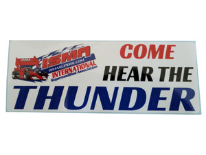 ISMA Supermodified Stickers
