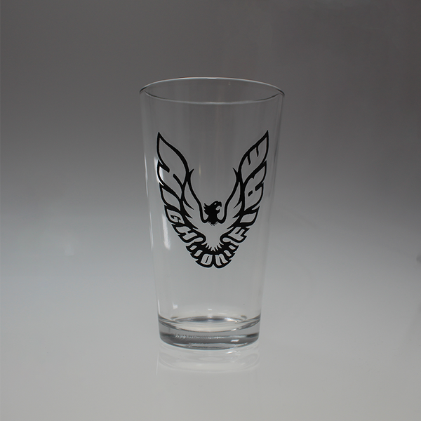 Phoenix Pint Glass