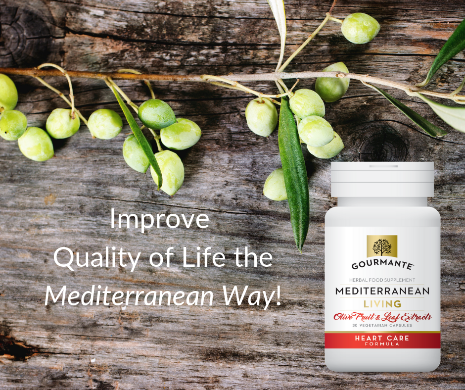 Gourmante Heart Care formula from the Mediterranean