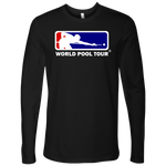 WORLD POOL TOUR LONG SLEEVE SHIRT