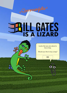 Bill Gates Is A Lizard [2020]