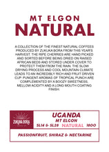 "Load image into Gallery viewer, Mt Elgon ""NATURAL"""