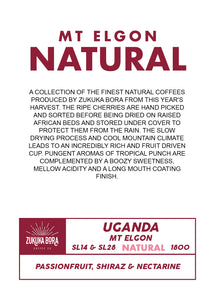 "Mt Elgon ""NATURAL"""