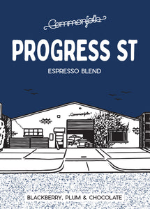 Progress Street | Blend