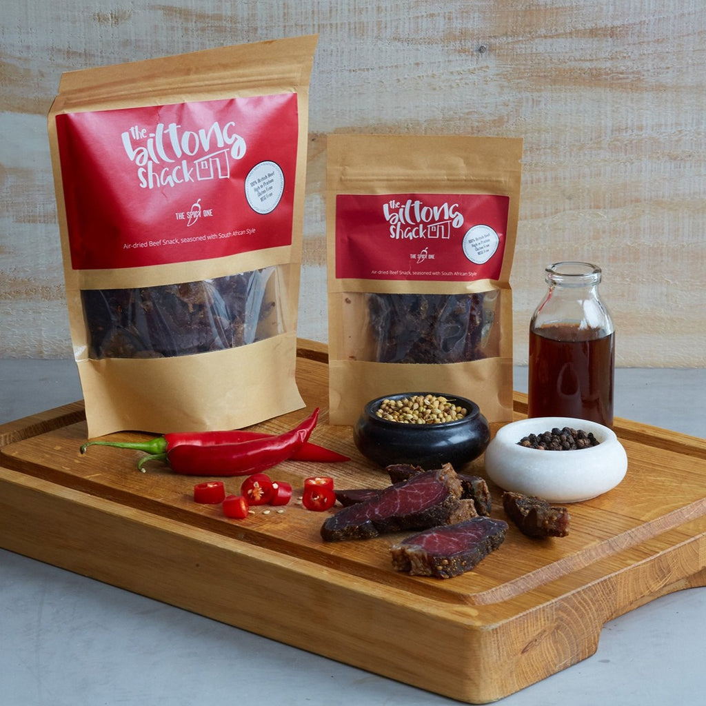 The Spicy One Bulking Bag - 1kg Chilli Biltong
