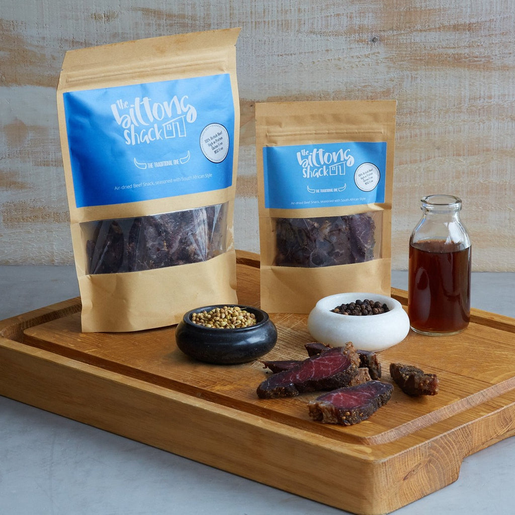 The Traditional One Bulking Bag - 1kg Original Biltong