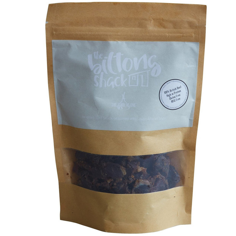 The Garlic One Shack Sharing Bag - 250g Garlic Biltong