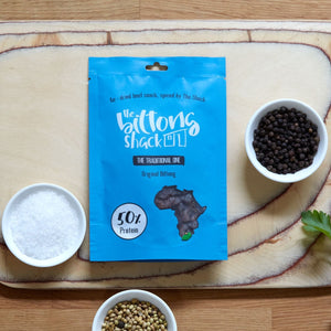 The Shack Biltong Subscriptions - Monthly Biltong Boxes