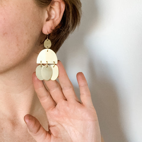 Strength Earrings