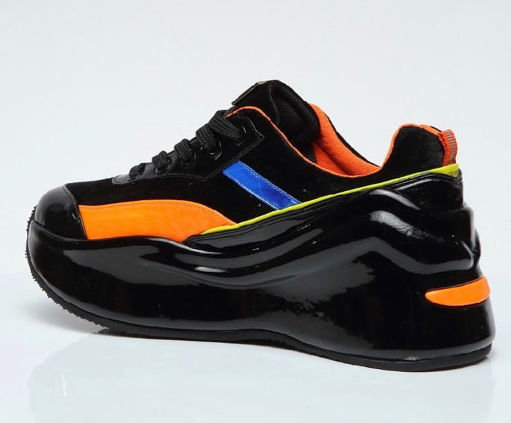VL Black Limited Edition Chunky Trainers